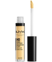 NYX Prof. Makeup HD Studio Photogenic Concealer 3 gr. - Yellow