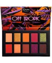 NYX Prof. Makeup Off Tropic Eye Shadow Palette - Shifting Sand