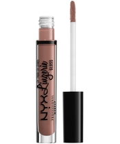 NYX Prof. Makeup Lip Lingerie Gloss 3,4 ml - Butter