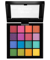 NYX Prof. Makeup Ultimate Eye Shadow Palette - Brights