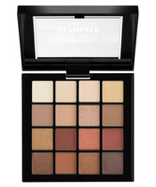 NYX Prof. Makeup Ultimate Eye Shadow Palette - Warm Neutrals