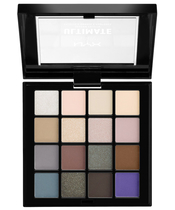 NYX Prof. Makeup Ultimate Eye Shadow Palette - Cool Neutrals