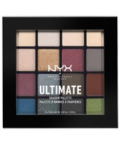 NYX Prof. Makeup Ultimate Eye Shadow Palette - Smokey
