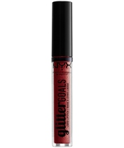 NYX Prof. Makeup Glitter Goals Liquid Lipstick 3 ml - Crystal Crush