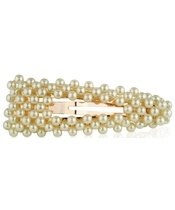 Everneed Pretty Bubba Glam Pearl Hairclip - Champagne (1817)