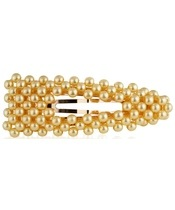 Everneed Pretty Bubba Glam Pearl Hairclip - Yellow (1787)