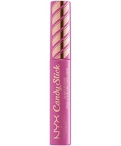 NYX Prof. Makeup Candy Slick Glowy Lip Color 7,5 ml - Birthday Sprinkles (U)