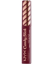 NYX Prof. Makeup Candy Slick Glowy Lip Color 7,5 ml - Cherry Cola (U)
