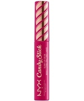 NYX Prof. Makeup Candy Slick Glowy Lip Color 7,5 ml - Jelly Bean Dream