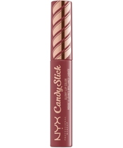 NYX Prof. Makeup Candy Slick Glowy Lip Color 7,5 ml - S'more Please (U)
