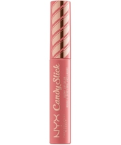 NYX Prof. Makeup Candy Slick Glowy Lip Color 7,5 ml - Sugarcoated Kiss