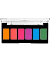 NYX Prof. Makeup Ultimate Edit Petite Shadow Palette - Brights
