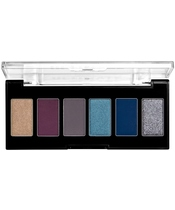 NYX Prof. Makeup Ultimate Edit Petite Shadow Palette - Ash