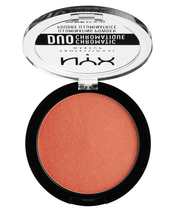 NYX Prof. Makeup Duo Chromatic Illumanating Powder 6 gr. - Synthetica