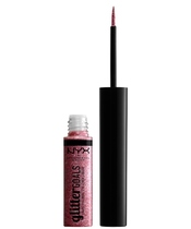 NYX Prof. Makeup Glitter Goals Liquid Liner 4 ml - Quartzy