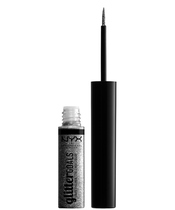 NYX Prof. Makeup Glitter Goals Liquid Liner 4 ml - Diamond Dust