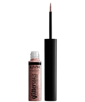 NYX Prof. Makeup Glitter Goals Liquid Liner 4 ml - Crystal Ball