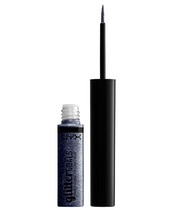 NYX Prof. Makeup Glitter Goals Liquid Liner 4 ml - Stage Trooper