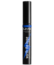 NYX Prof. Makeup Worth The Hype Mascara 7 ml - Blue