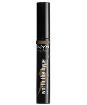 NYX Prof. Makeup Worth The Hype Mascara 7 ml - Brown