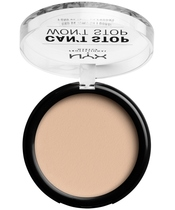 NYX Prof. Makeup Can't Stop Won't Stop Powder Foundation 10,7 gr. - Alabaster