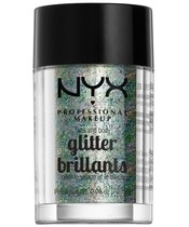 NYX Prof. Makeup Face & Body Glitter Brillants 2,5 gr. - Crystal