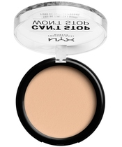 NYX Prof. Makeup Can't Stop Won't Stop Powder Foundation 10,7 gr. - Vanilla