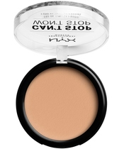 NYX Prof. Makeup Can't Stop Won't Stop Powder Foundation 10,7 gr. - Natural