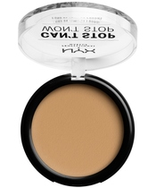 NYX Prof. Makeup Can't Stop Won't Stop Powder Foundation 10,7 gr. - Beige (U)