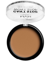 NYX Prof. Makeup Can't Stop Won't Stop Powder Foundation 10,7 gr. - Neutral Tan (U)