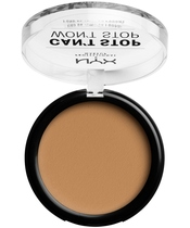 NYX Prof. Makeup Can't Stop Won't Stop Powder Foundation 10,7 gr. - Golden (U)