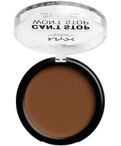 NYX Prof. Makeup Can't Stop Won't Stop Powder Foundation 10,7 gr. - Mocha