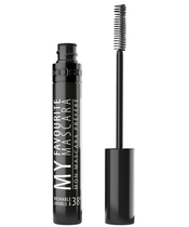 GOSH My Favorite Mascara Washable 38° 10 ml - 002 Carbon Black