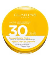 Clarins Sun Care Face Mineral Compact SPF 30 - 11,5 ml Universal Nude Beige