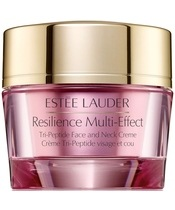 Estée Lauder Resilience Multi-Effect Tri-Peptide Face And Neck Creme SPF15 50 ml