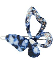 Everneed Butterfly Hair Clip - Royal Blue (1749)