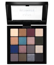 NYX Prof. Makeup Ultimate Eye Shadow Palette - Ash