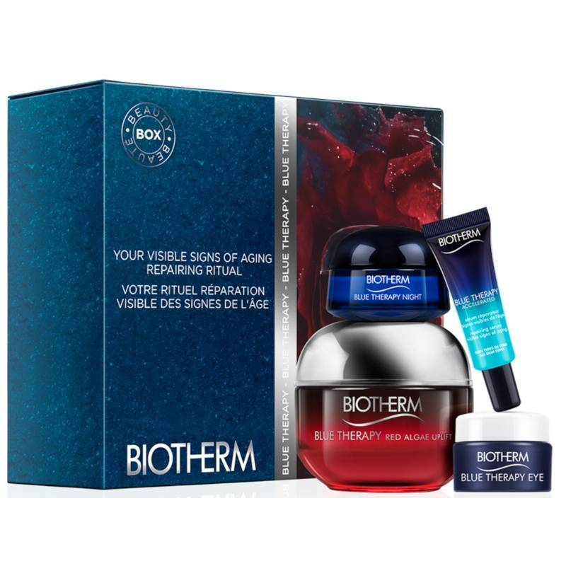 Biotherm Blue Therapy Red Alge Kit