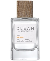 Clean Perfume Reserve Solar Bloom EDP 100 ml
