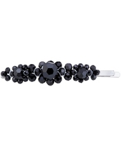 Everneed Pretty Cupcake Pearl Hairclip - Krystal Black (3125)