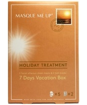 Masque Me Up 7 Days Vacation Box (Limited Edition) (U)