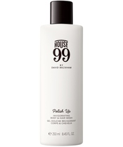 House 99 Polish Up Hair & Body Wash 250 ml