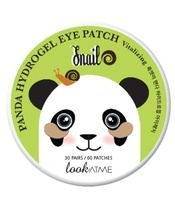 Look At Me Panda Hydrogel Eye Patch Snail 60 Patches