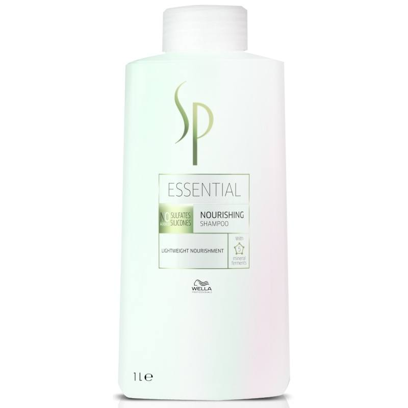 Wella Sp Essential Nourishing Shampoo 1000 ml