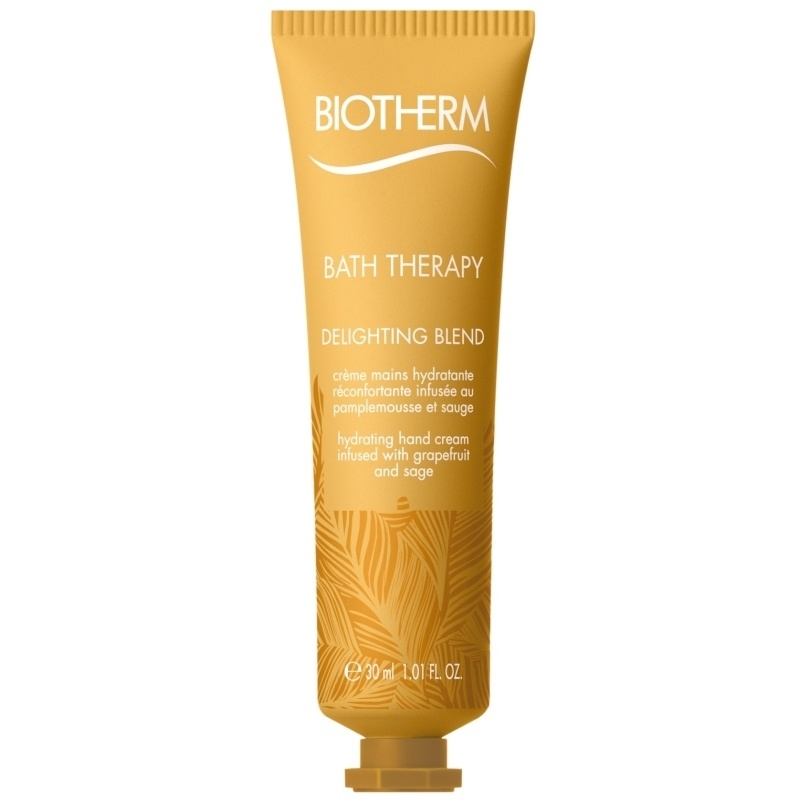 Biotherm Bath Therapy Delighting Blend Hydrating Hand Cream 30 ml thumbnail