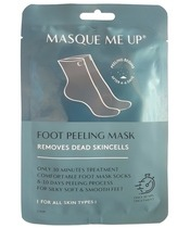 Masque Me Up Foot Peeling Mask 1 Pair