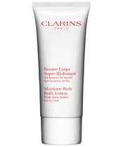 Clarins Moisture-Rich Body Lotion For Dry Skin 100 ml (Limited Edition)