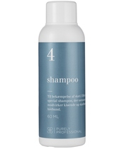 Purely Professional Shampoo 4 - 60 ml