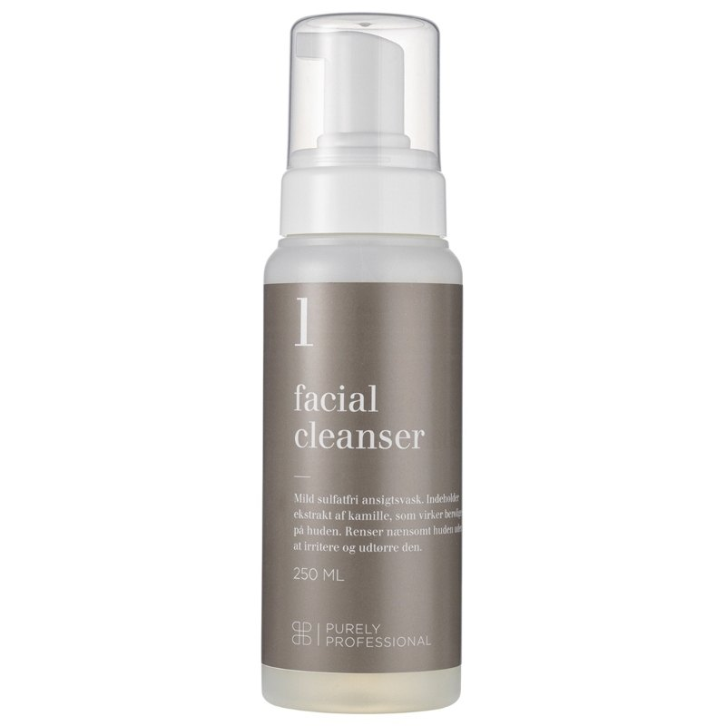 Professional size facial cleanser — img 10