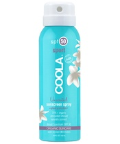 COOLA Sport Sunscreen Spray Unscented SPF 50 - 100 ml
